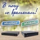 IP видеорегистраторы AMATEK с разрешением 4K!