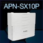 Новинка AMATEK – коммутатор HiPoE/PoE+ APN-SX10P!