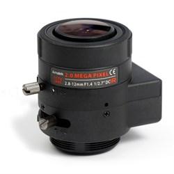 AVL-2M2812DIR  - CS вариообъектив 2,8-12мм для камер до 2Мп, АРД - фото 3968