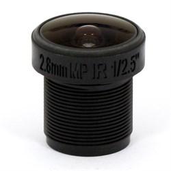 AVL-3M28BIR - микрообъектив 2,8мм для камер до 3Мп - фото 3971