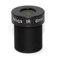 AVL-3M06BIR - микрообъектив 6мм для камер до 3Мп - фото 3972