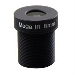 AVL-3M08BIR - микрообъектив 8мм для камер до 3Мп - фото 3973