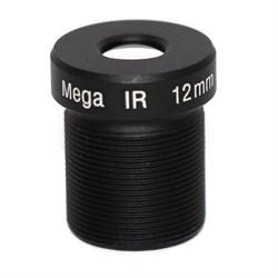 AVL-3M12BIR - микрообъектив 12мм для камер до 3Мп - фото 3978