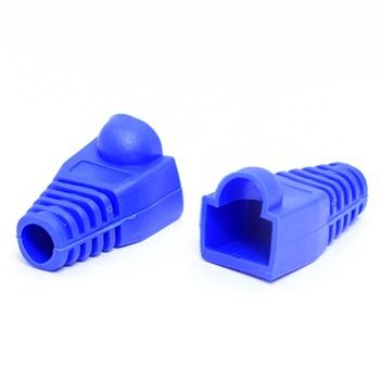 AVC-Cover-RJ45 - изолирующий колпачок для RJ-45 (синий) - фото 7899