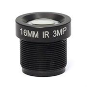 AVL-3M16BIR-L - микрообъектив 16мм для камер до 3Мп