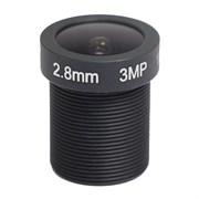 AVL-3M28BIR-L - микрообъектив 2,8мм для камер до 3Мп